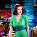 Movie Star Rita Hayworth TV Shot by Walker Dukes