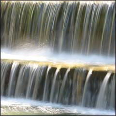 Waterfall in the Töss