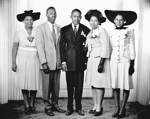 All In The Family, 1940 by Black History Album