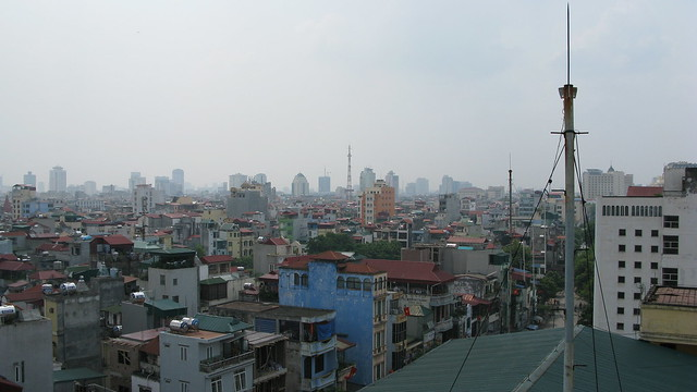 Hanoi Skyline by CC user andersofsydney on Flickr