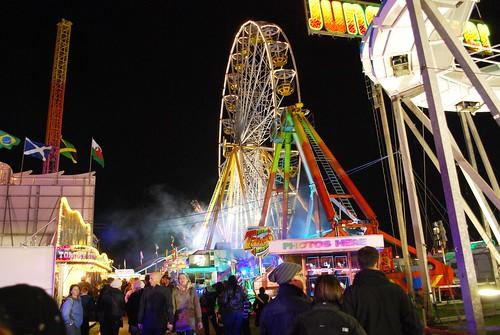 Nottingham's 2009 Goose Fair