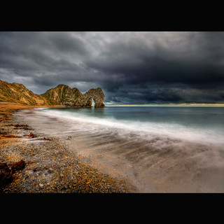 """ DRAMATIC DURDLE DOOR """