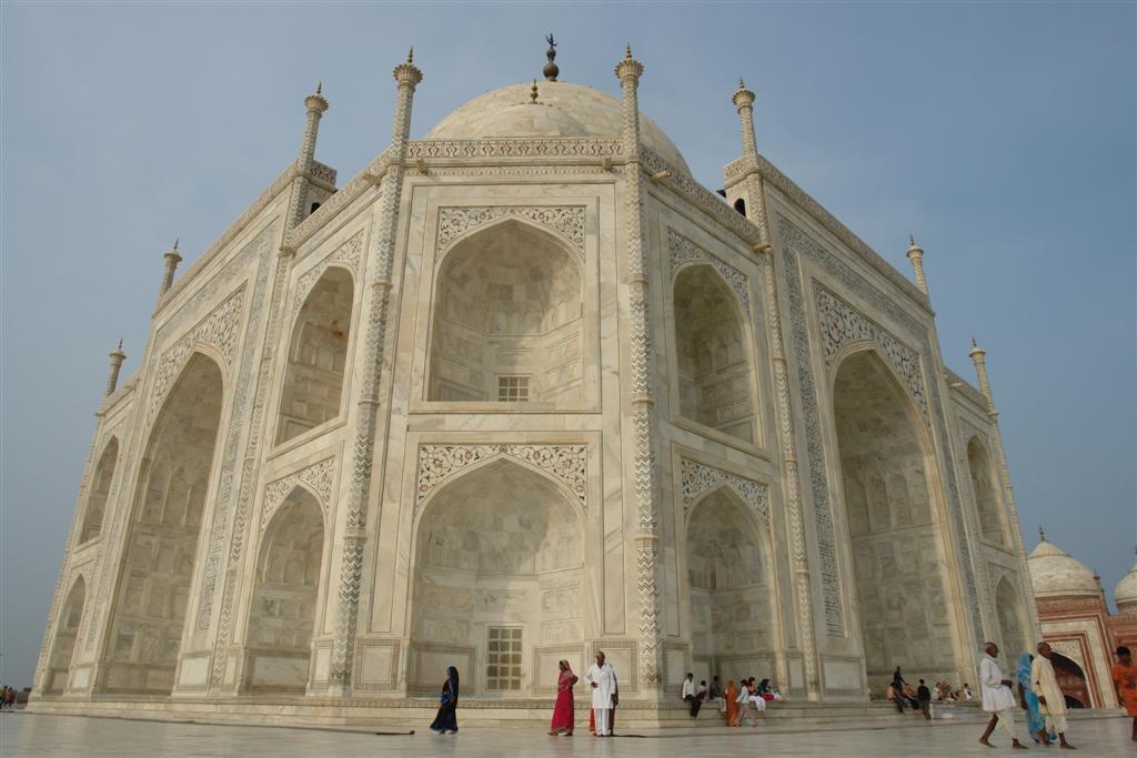 Lateral del Taj Mahal desde el Rio Yamuna taj mahal, la declaración de amor más grande - 3999123756 e65a848fee o - Taj Mahal, la declaración de amor más grande