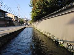 Street near Kamigamo
