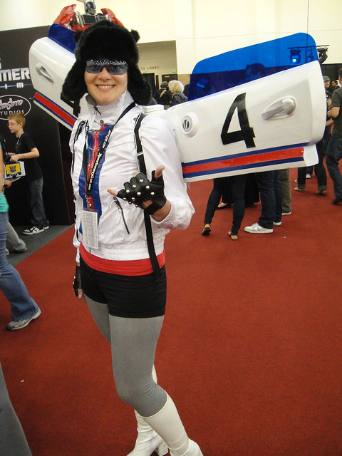 BotCon 2011 - Transformers cosplay - Jazz