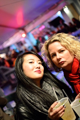 Dee Wong (@iamnerdee) and Friend by Geoff Livingston