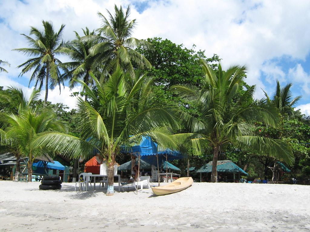 Dungaree beach