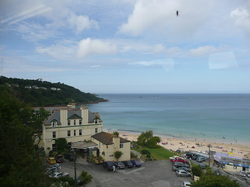 Carbis Bay And Hotel,St.Ives Bay,Cornwall by john47kent