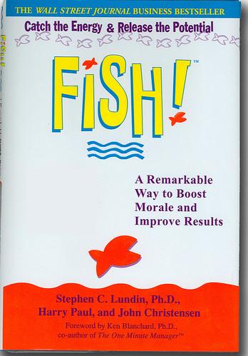 The fish philosophy dennis snow disney speaker for The fish philosophy