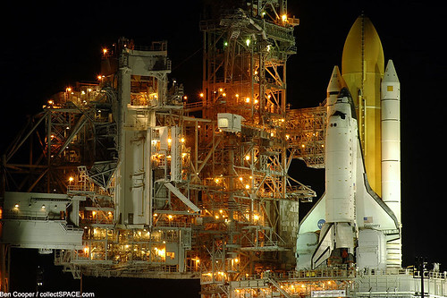 Shuttle Launch Site