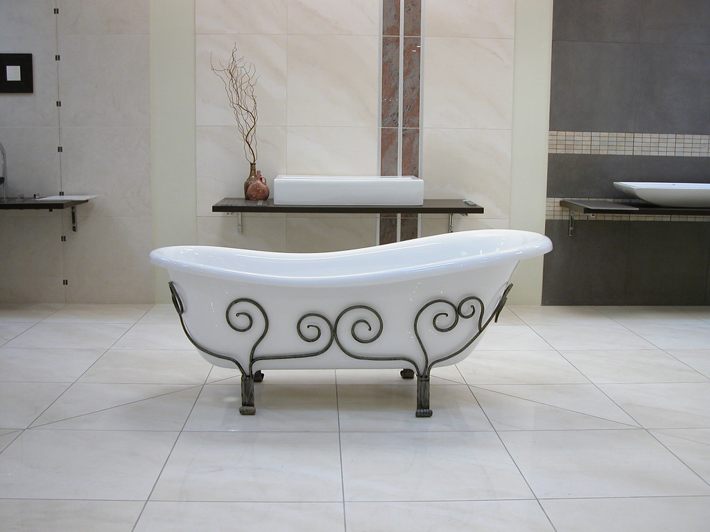 neue freistehende badewanne ambienta neu rarit t ebay. Black Bedroom Furniture Sets. Home Design Ideas