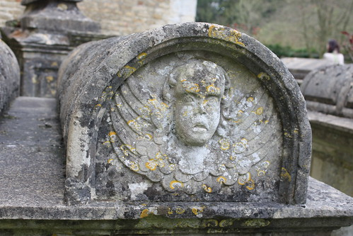 Birbury Grave Angel