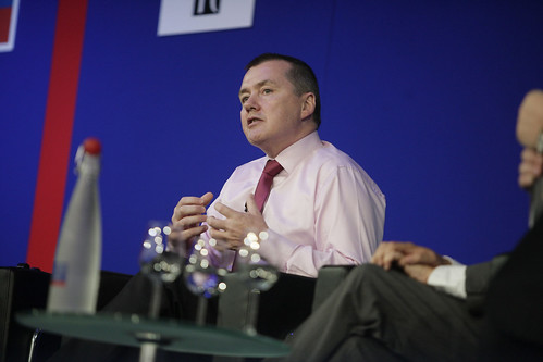 Willie Walsh: Global Leadership Summit 2009