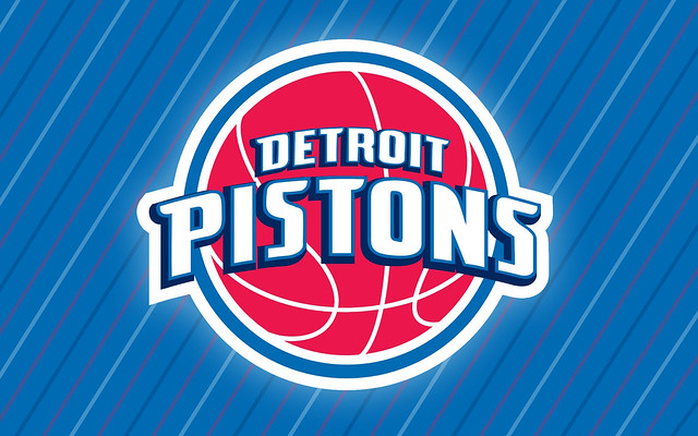 Detroit Pistons from Flickr via Wylio