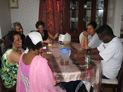 July 4 2008 The 1st get together of forming this organization