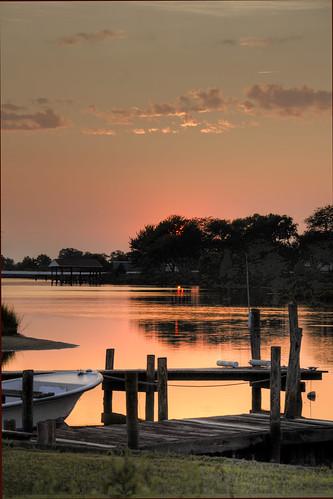 sunset nature nikon maryland southernmaryland
