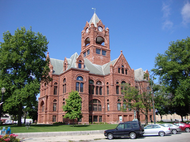 La porte county courthouse la porte indiana flickr for La porte county in