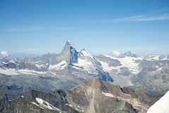 Matterhorn and some more mountains
