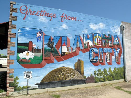 Oklahoma City: Postcard perfect