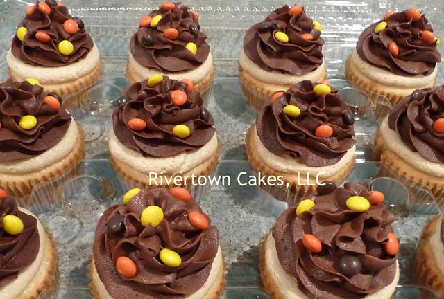 Moose Tracks Cupcakes | Flickr - Photo Sharing!