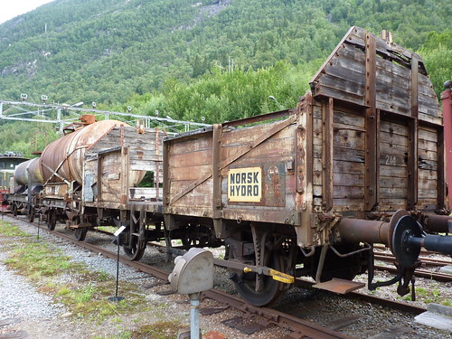 Tag 11: Ausflug Rjukan/Heddal