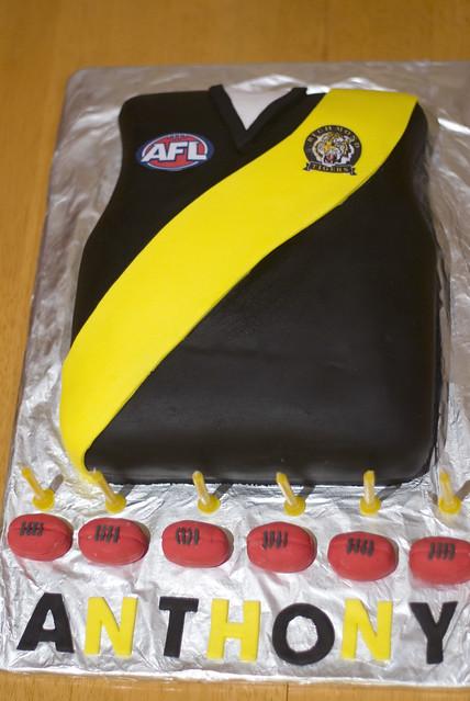 Richmond Football Club Cake Flickr Photo Sharing