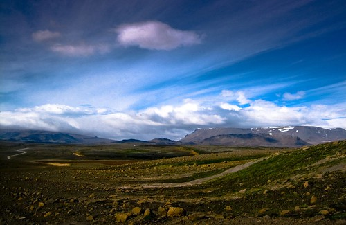 Kaldidalur, South Iceland
