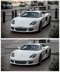 Carrera Gt before and after..