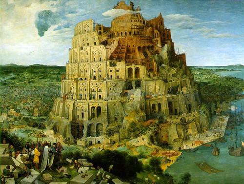 Tower of Babel - 無料写真検索fotoq