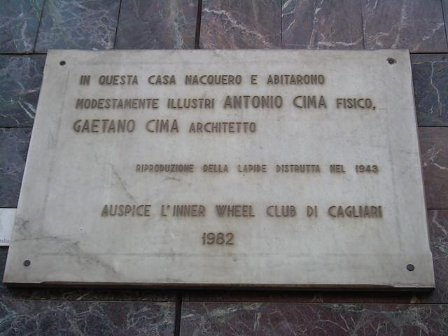 Cagliari, in che via?