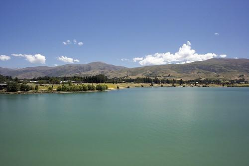 Lake Dunstan - New Zealand