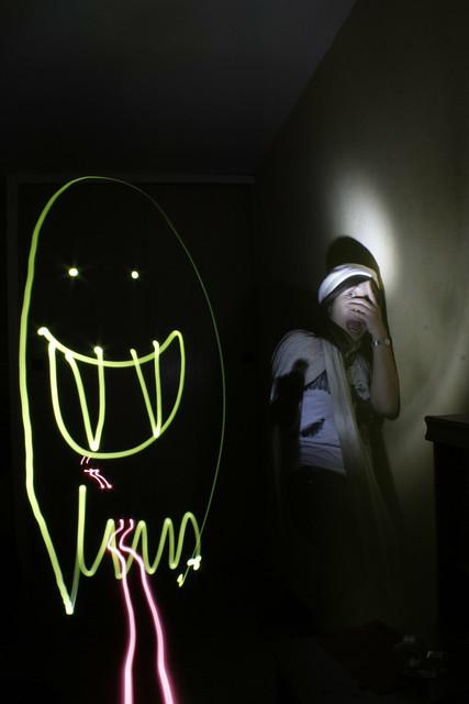 WEC #24: Lightpainting