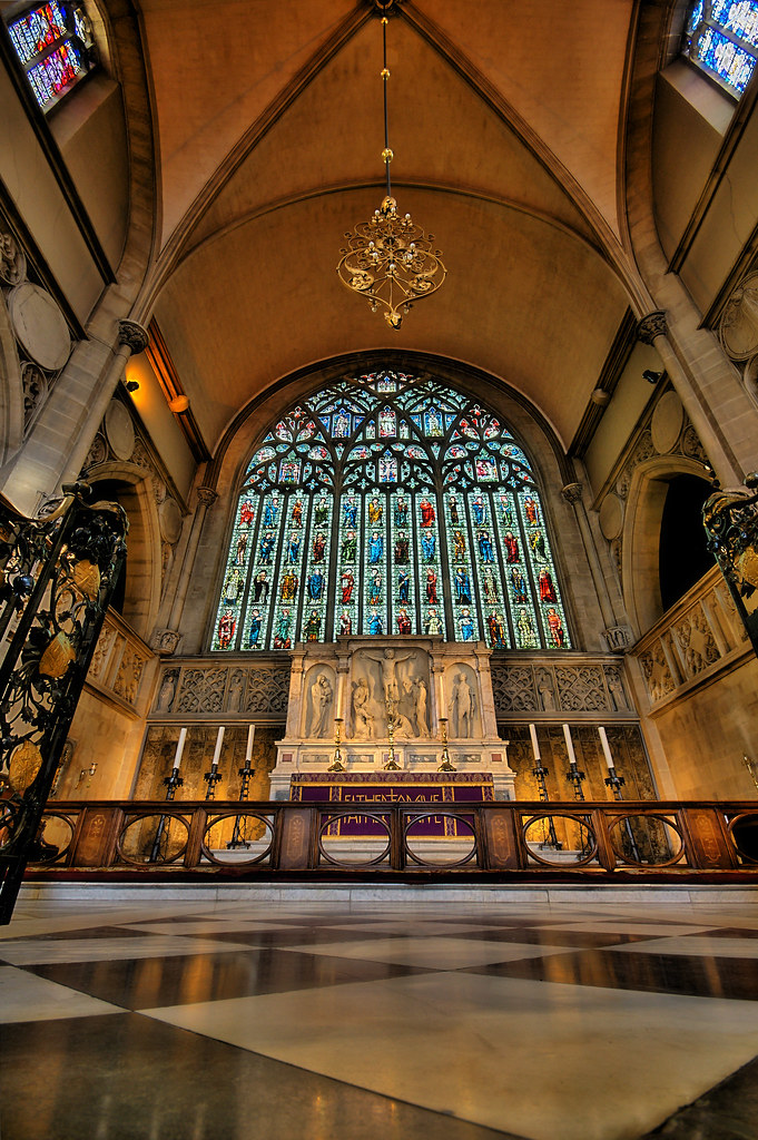 Holy Trinity Church - Sloane Square - London