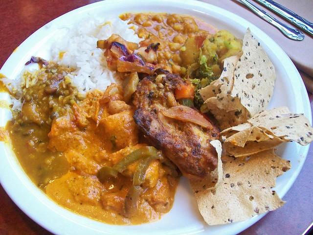 Indian Food Bainbridge