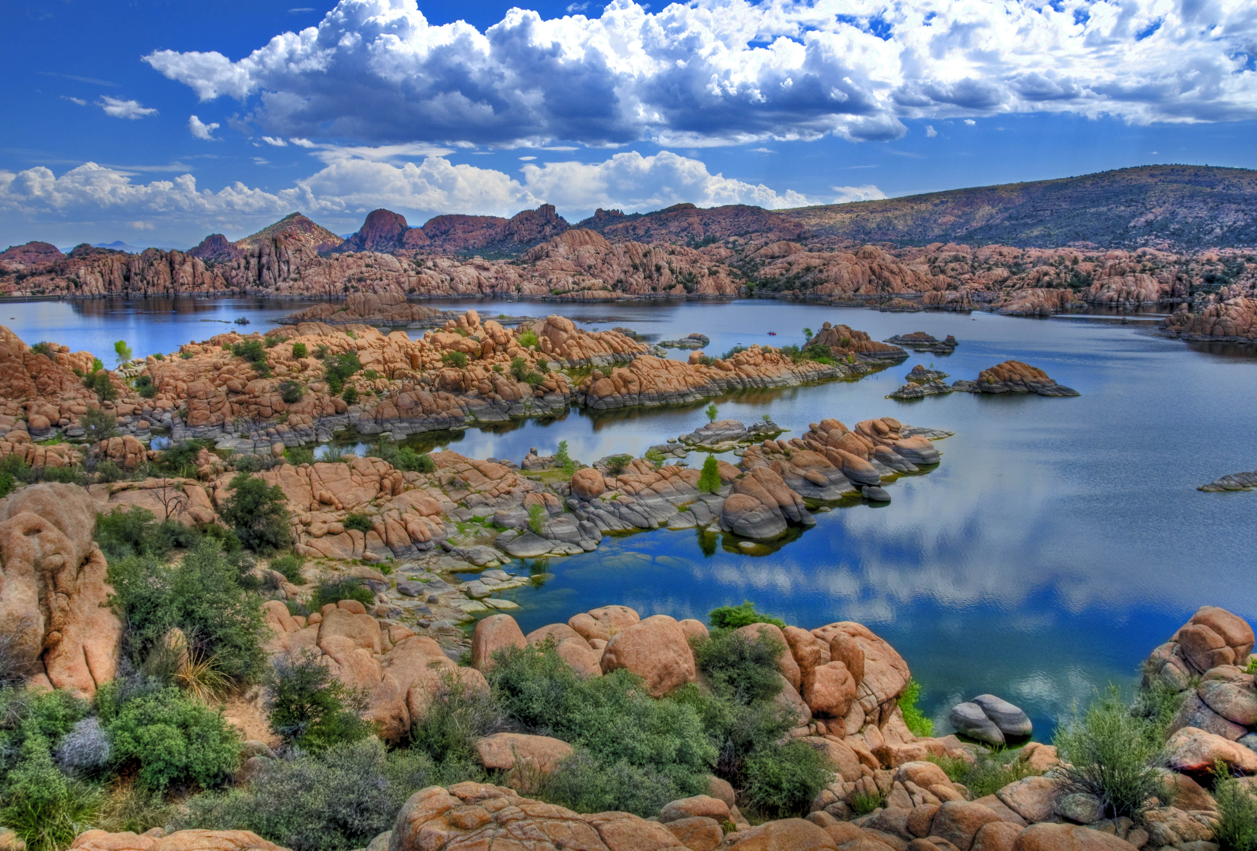 Watson lake arizona for The prescott