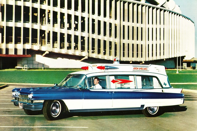 1963 Superior Cadillac Rescuer Ambulance Flickr Photo
