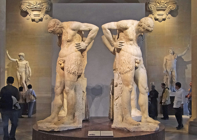 Atlante Group - Sculpture