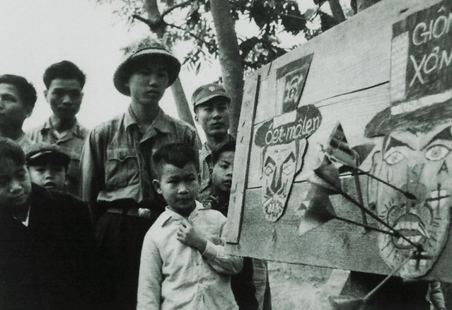 Anti-American Game in Ha Noi