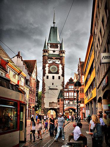 city germany stadt freiburg