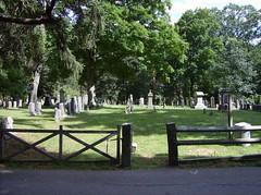 Arborvitae Cemetery, Lincoln, Mass.