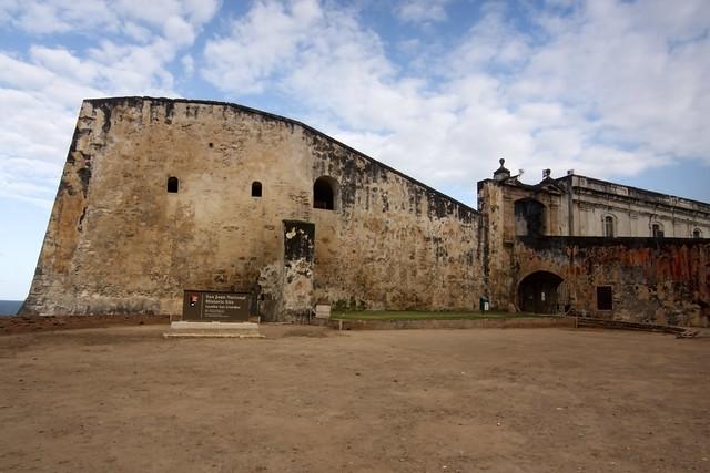 Fort San Cristobal Old San Juan Puerto Rico