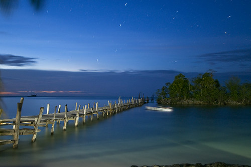sea night indonesia island star mar long exposure gulf pacific trails estrellas nocturna bomba sulawesi nocturne pacifico retrat togean tamini togian elosoenpersona