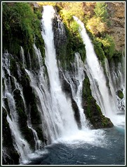 Burney Falls, California, Waterfall Wonder