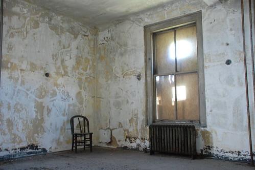Contagious disease hospital, Ellis Island