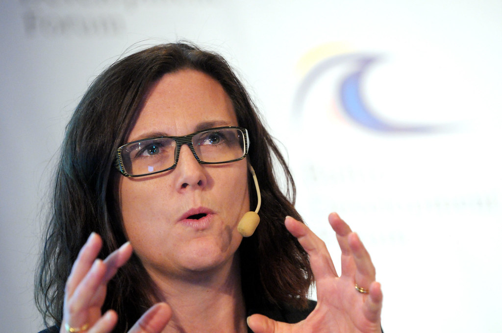 Cecilia Malmstroem - Photo credit: Baltic Development Forum via Foter.com / CC BY
