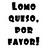 the LoMo queso, por favor! group icon