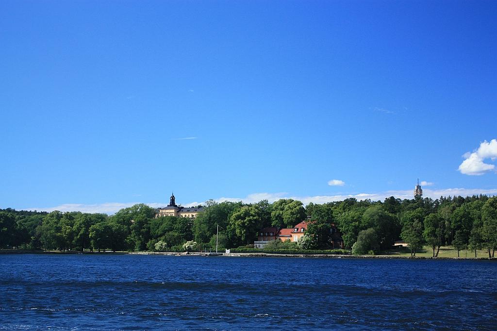 Stockholm archipelago Waxholmsbolaget ferry