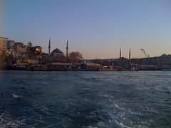 Oversteek van de  Bosporus, üsküdar
