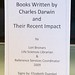 Books Written by Charles Darwin and Their Recent Impact - Exhibit