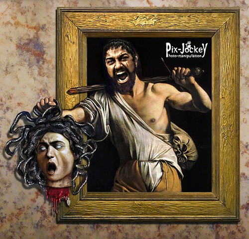 OUT OF HEAD (Caravaggio remix)
